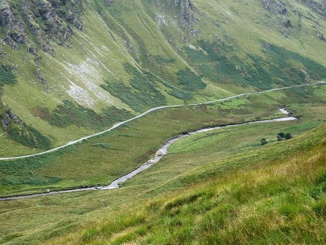 Abergwesyn Pass – Powys, Wales